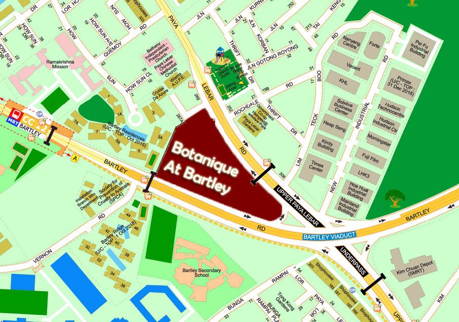 Botanique at Barley Location
